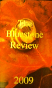 Bluestone Review, 2009